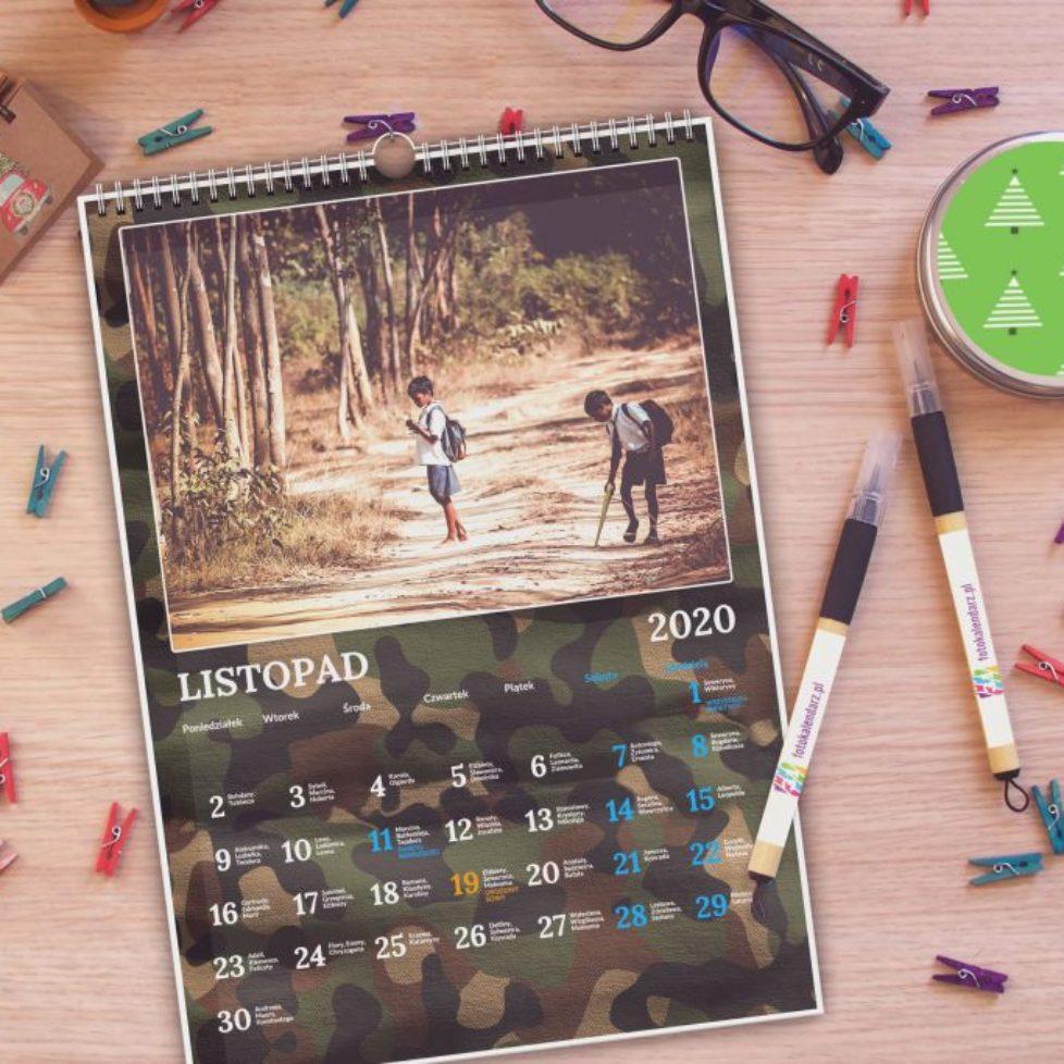 Witamy w Fotokalendarz.pl